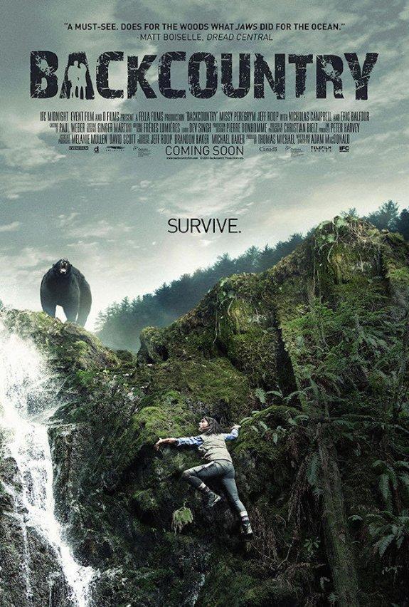 Ep. 126 - Backcountry (The Bear vs. The Edge)