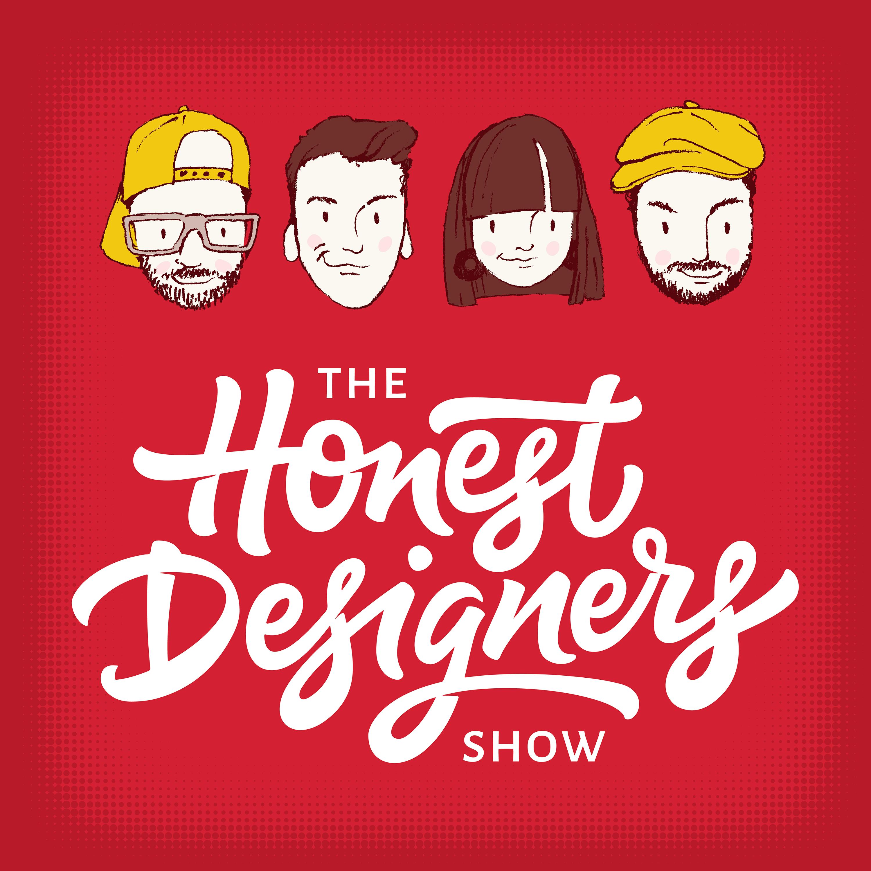 The Honest Designers Show show art