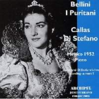 Maria Callas in I Puritani
