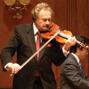 Aaron Rosand, The Last Romantic Violinist - Part 2