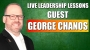 Artwork for Live Leadership Lessons from The FRONT with guest George J. Chanos