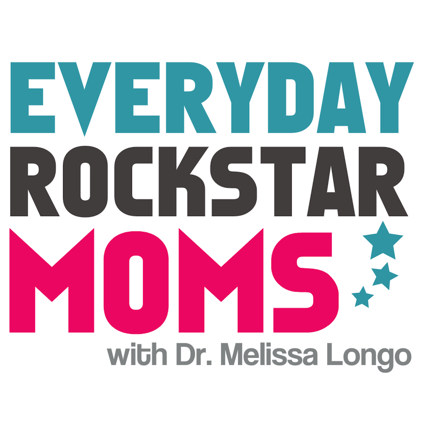 Everyday Rockstar Moms show art