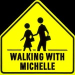Walking With Michelle #1