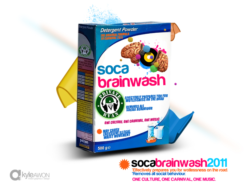 Private Ryan Presents Soca Brainwash 2011 Pre Carnival Edition.mp3