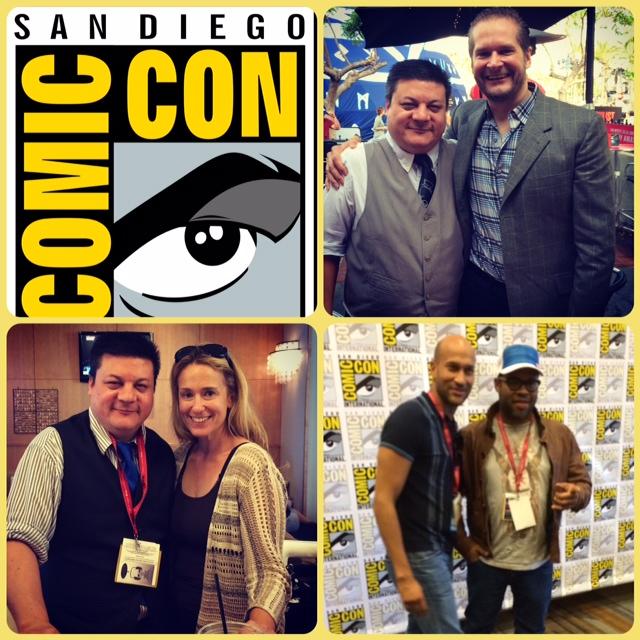 Episode 553 - San Diego Comic Con Madness w/ Bryan Fuller/Susan Eisenberg/Key & Peele!