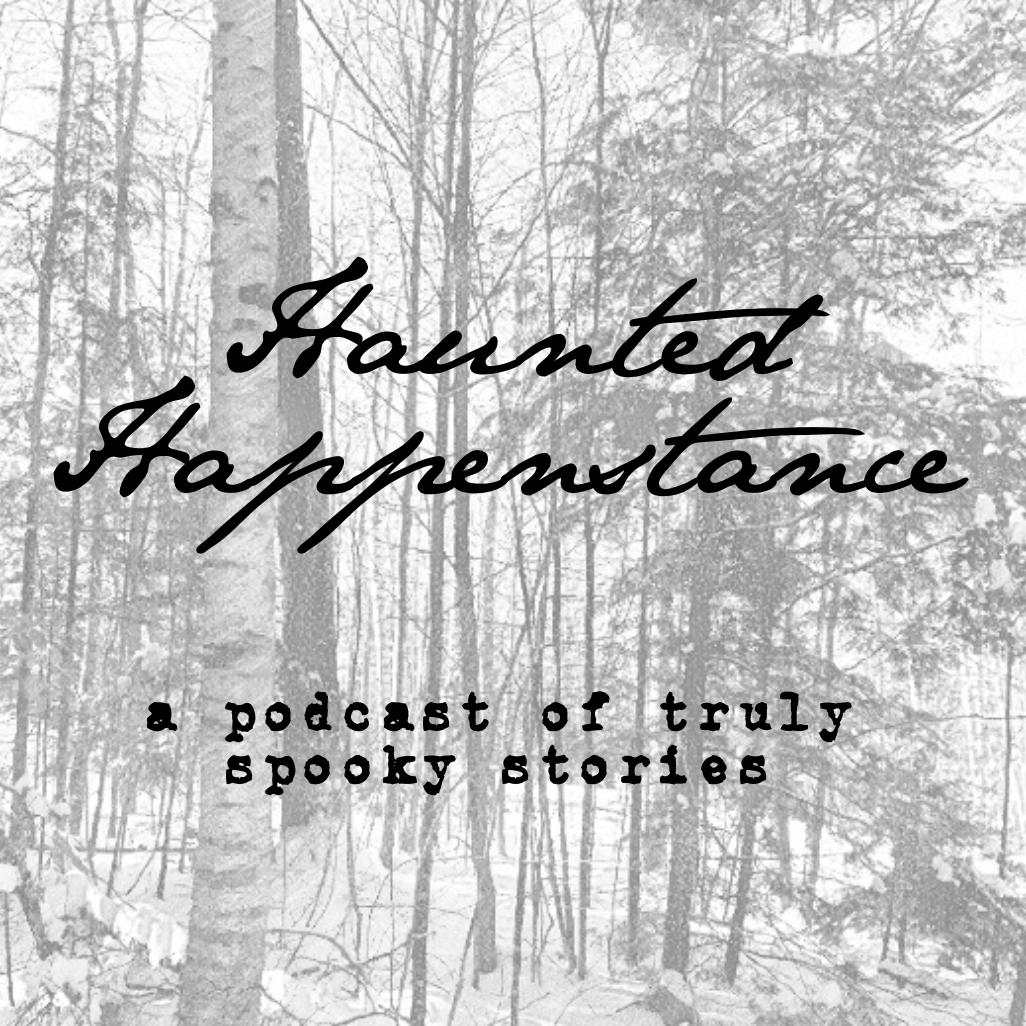 Haunted Happenstance show art