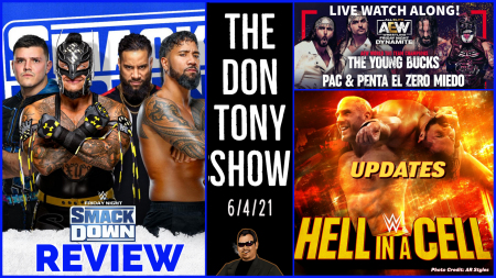 The Don Tony Show 06/04/21 show art