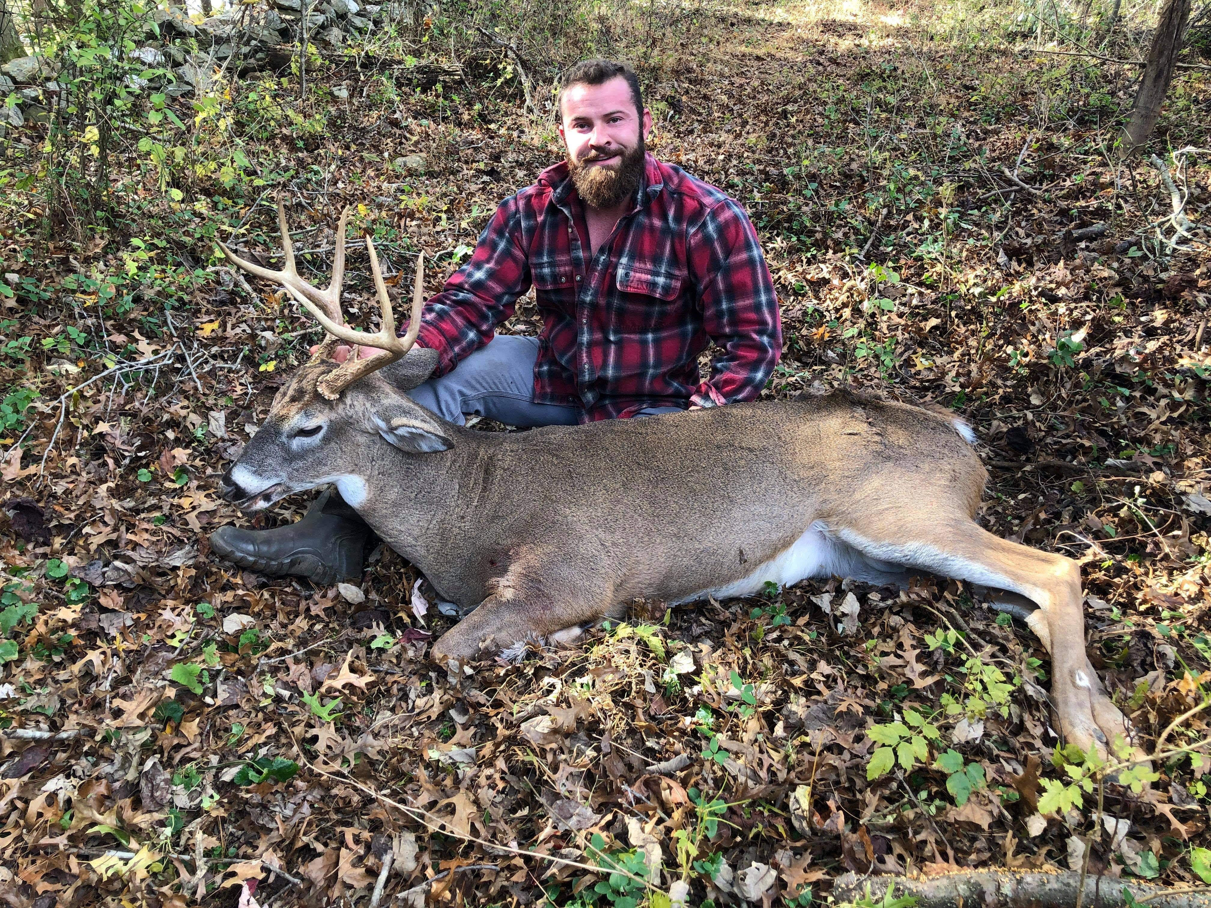 Habitat Podcast #102 - Regan Washer - Virginia 8 Point & Habitat, November Hunting Setup, 80 Acres, Tree Planting, Edge Feathering & Food Plots show art
