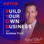 Artwork for BYOB34 - How to build a strong training company from scratch with leadership and super sales skills