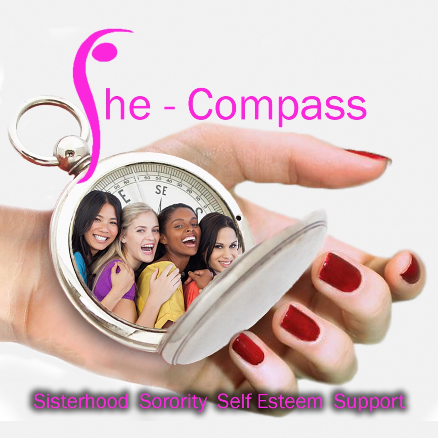 The She-Compass Show show art