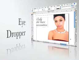 Not your ordinary Eyedropper Tool - InDesign CS2
