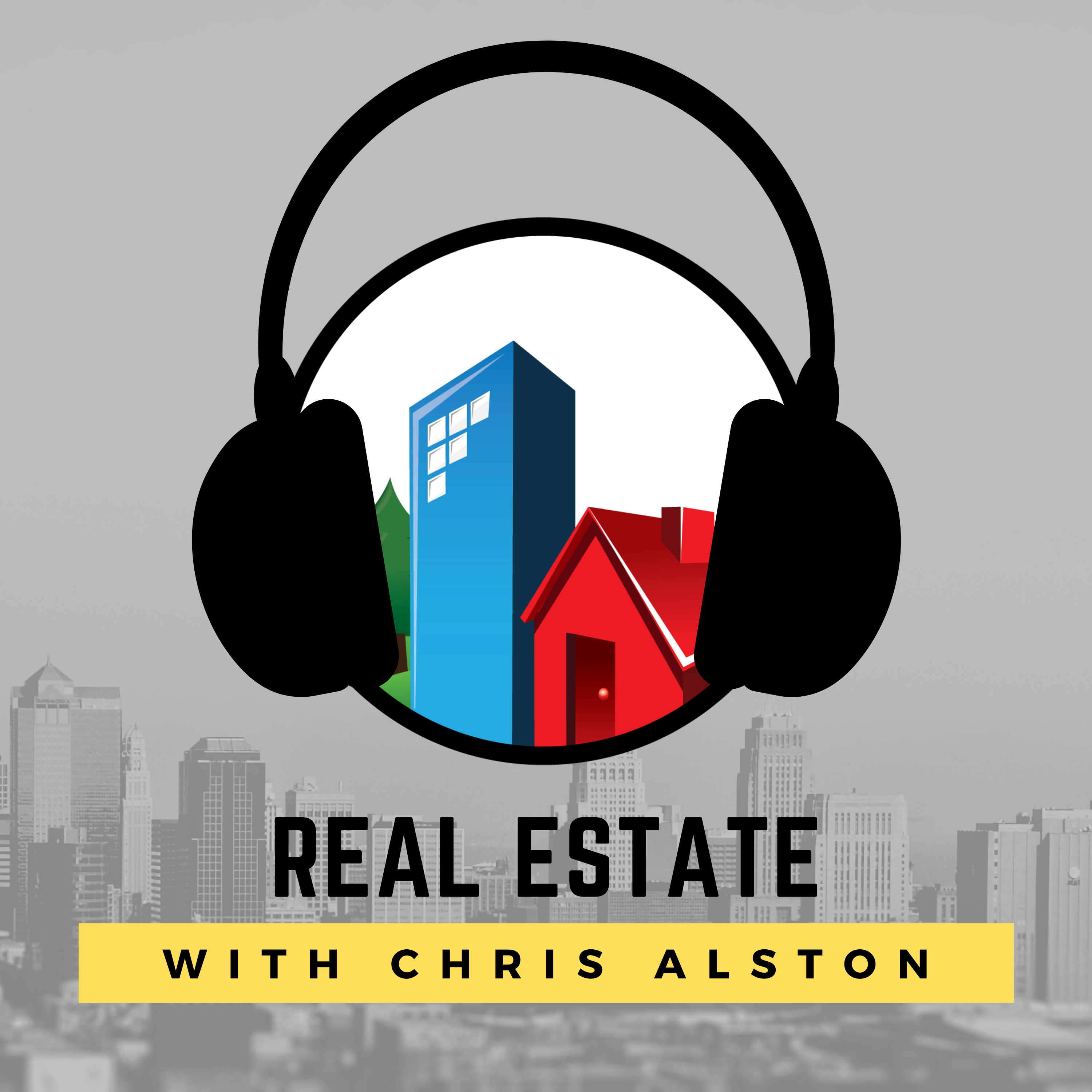 Real Estate with Chris Alston show art
