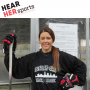 Artwork for HHS Ep0006 Seanna Conway talks about coaching U14 girls ice hockey, NWHL, and female athletes in the media