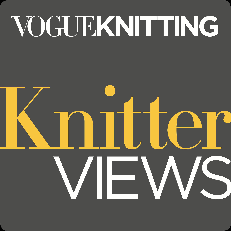 Vogue Knitting Knitterviews show art