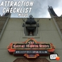 Artwork for The Great Movie Ride - Disney's Hollywood Studios - Attraction Checklist #20