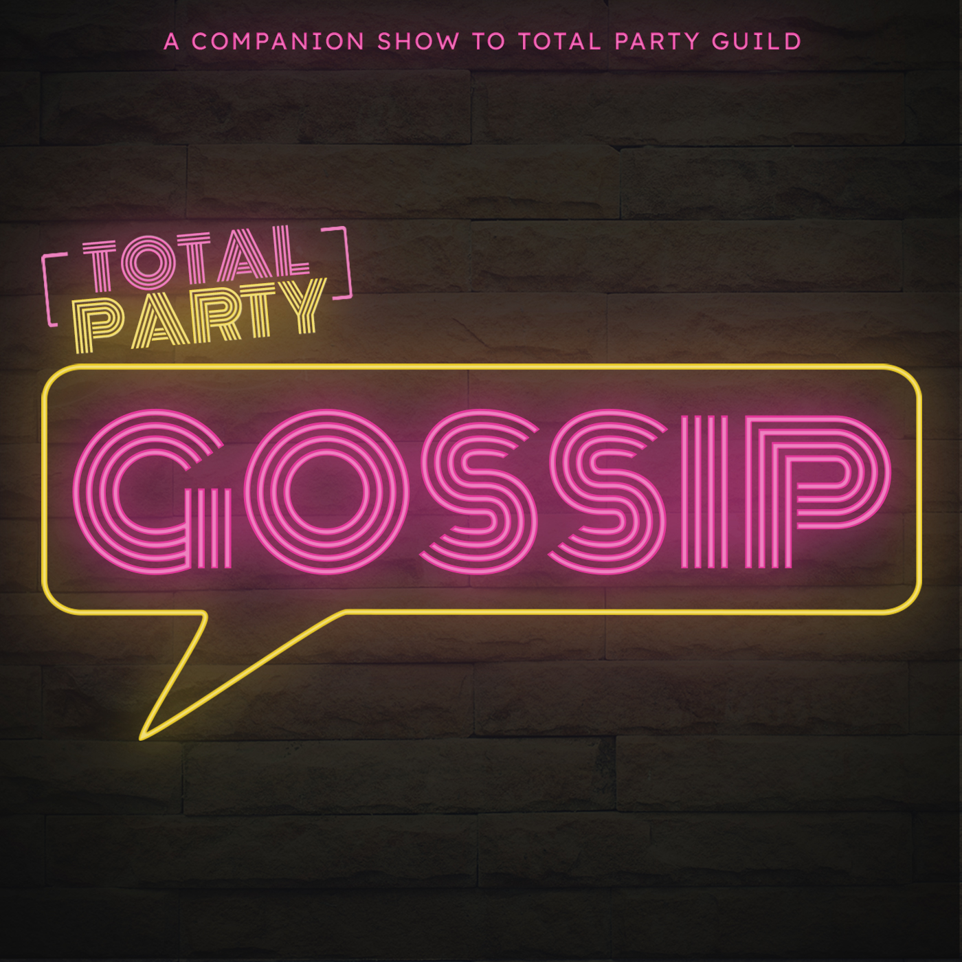 Artwork for Total Party GOSSIP: Do You Have What It Takes.