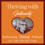Artwork for 128: Thriving with Intensity with Kate Arms