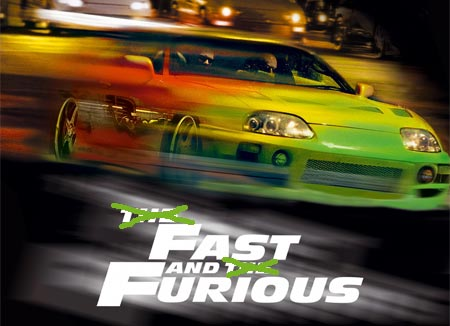 Born in the Eighties 18: Fast & Furious