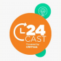 Artwork for 24Cast #6 - Bitrix24 como plataforma para um projeto de Nômades Digitais