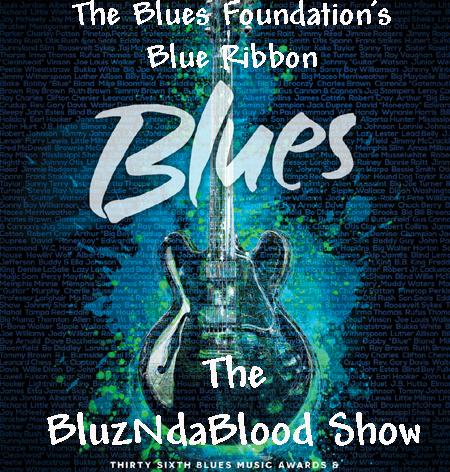 Artwork for The BluzNdaBlood Show #240, More Blue Ribbon Blues!