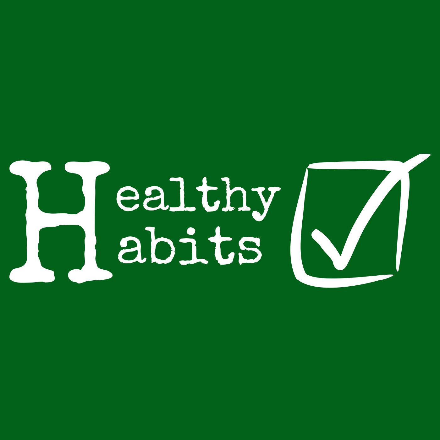 Healthy Habits show art
