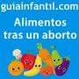 Artwork for La mejor alimentación para recuperarse de un aborto | Guiainfantil responde