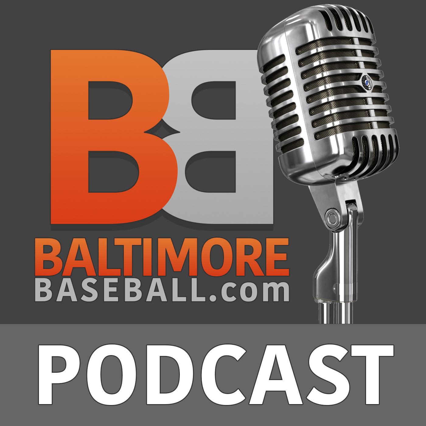 Baltimore Orioles Baseball Podcasts from BaltimoreBaseball.com show art