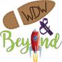 Artwork for WDW & Beyond Show #198 - WDW&B Movie Club: Rocketeer