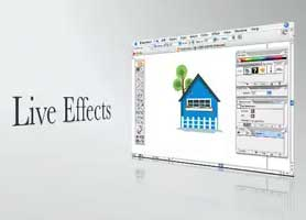 Live Effects vs. Filters in Illustrator CS2