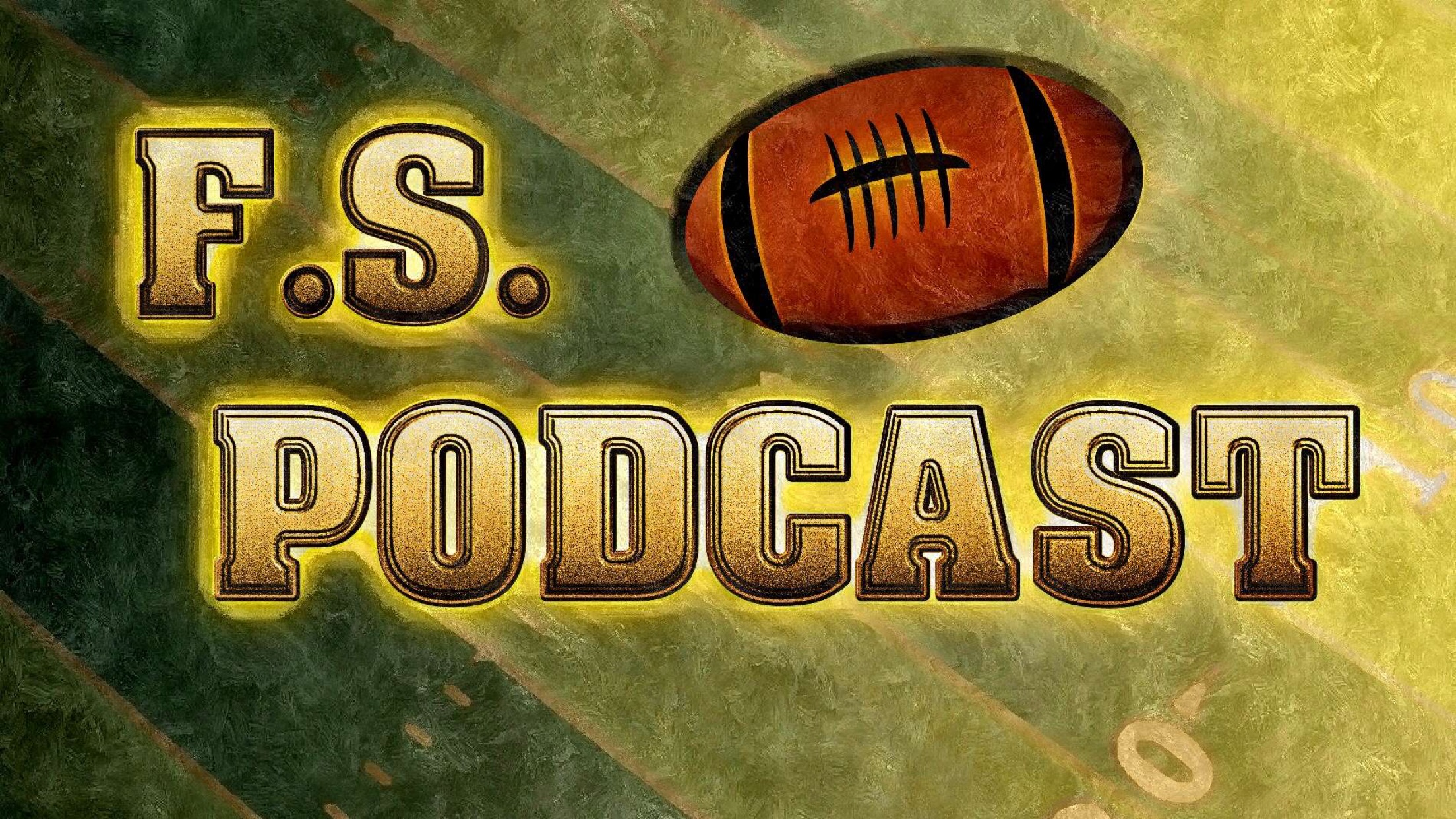 F.S. Podcast - The Fantasy Sports Podcast show art
