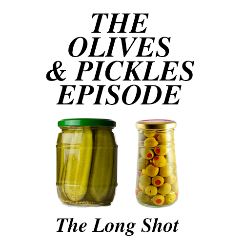 Episode #915: The Olives & Pickles Episode featuring The Kennys