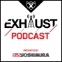 Artwork for Exhaust #85: RJ Hampshire