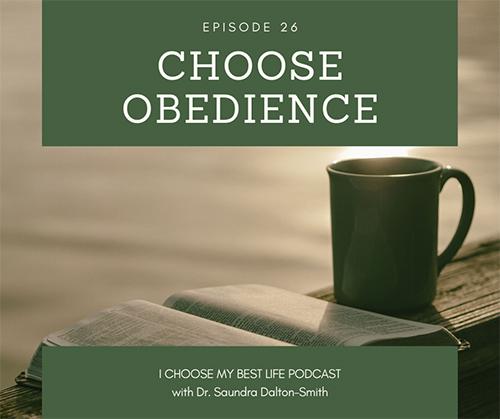 Choose Obedience