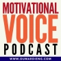 Artwork for MVP 000: Welcome to the Motivational Voice Podcast