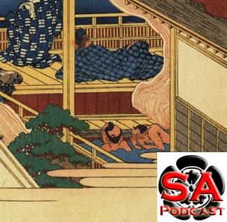 EP46 Bathing in Medieval Japan