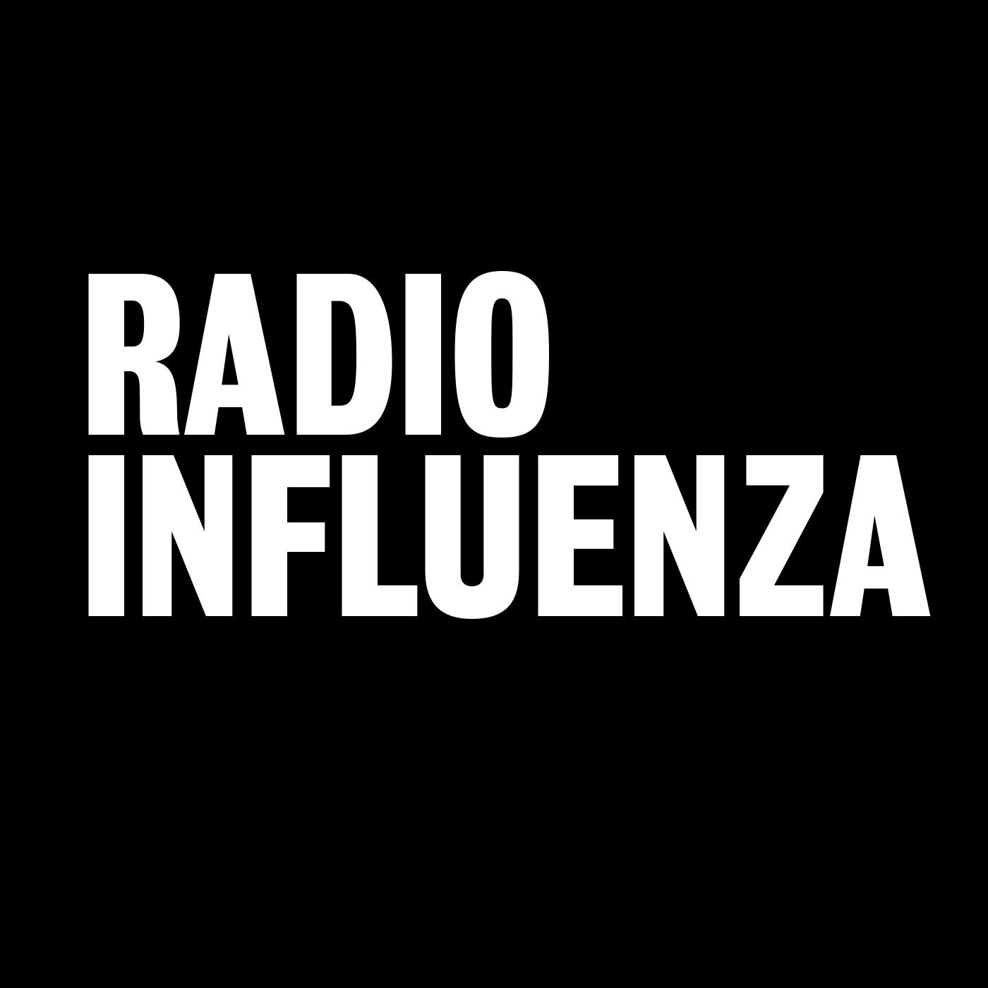 Radio Influenza show art