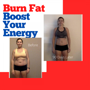 Burn Fat Boost Your Energy