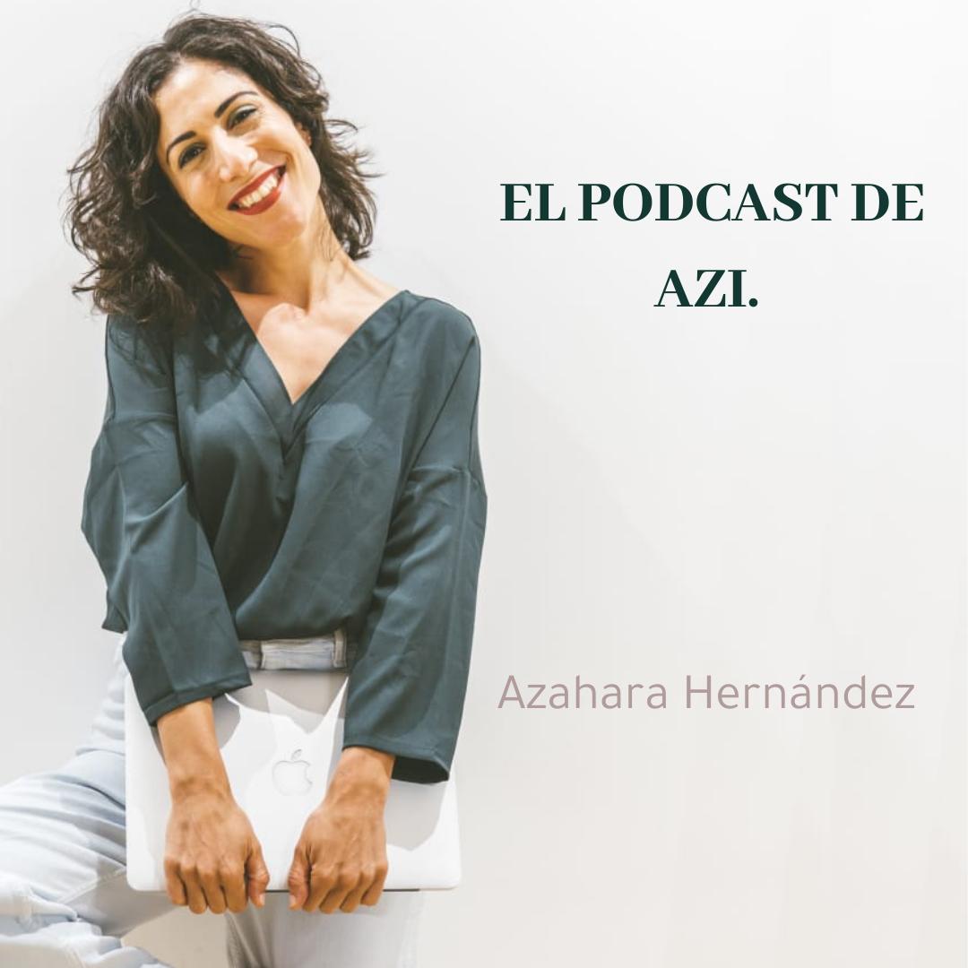 El Podcast de Azi show art