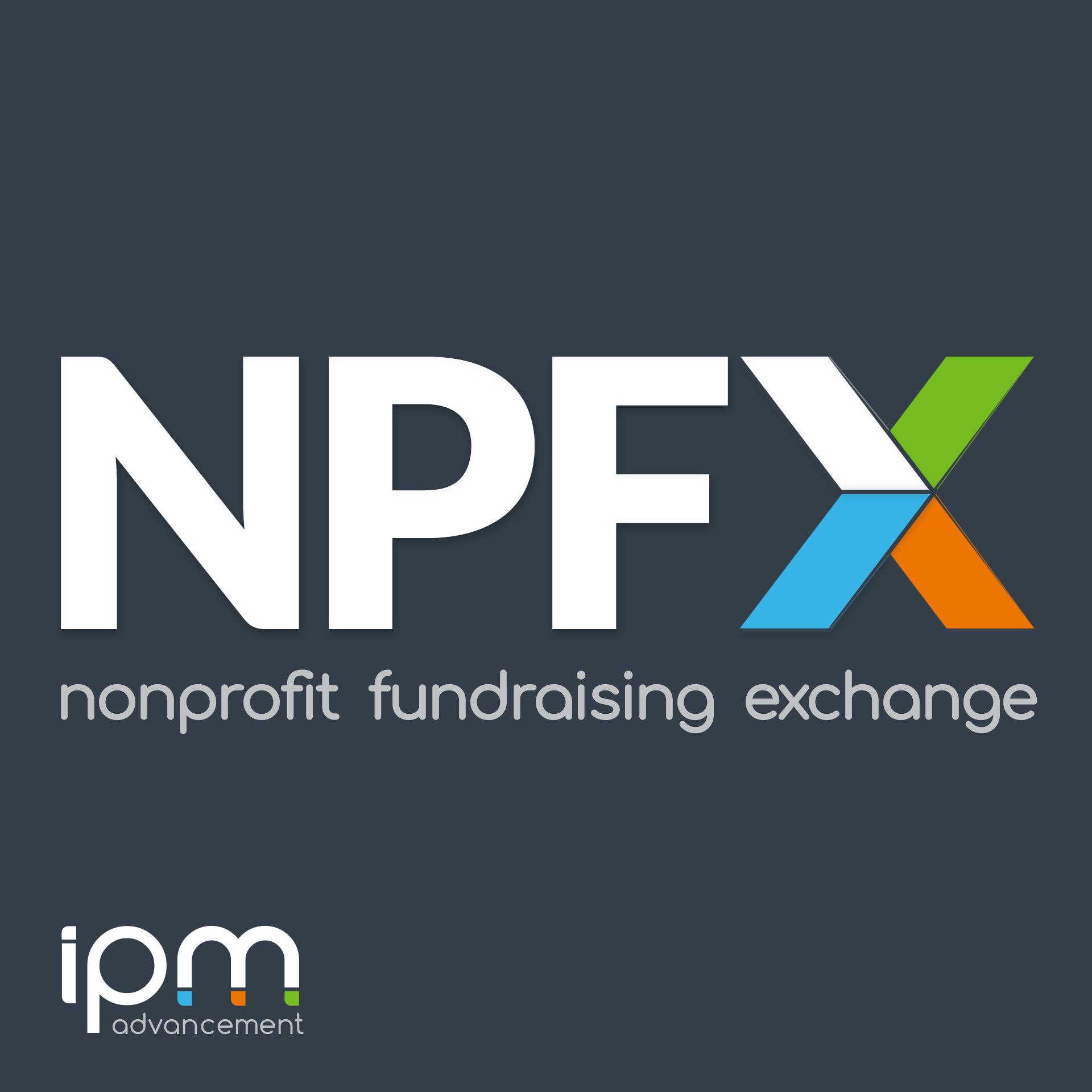 NPFX: The Nonprofit Fundraising Exchange show art
