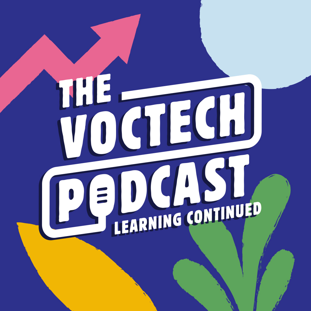 Artwork for Coming soon...The Voctech Podcast (series trailer) 👏