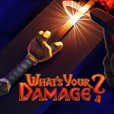 What's Your Damage?  D&D Actual Play Podcast show image