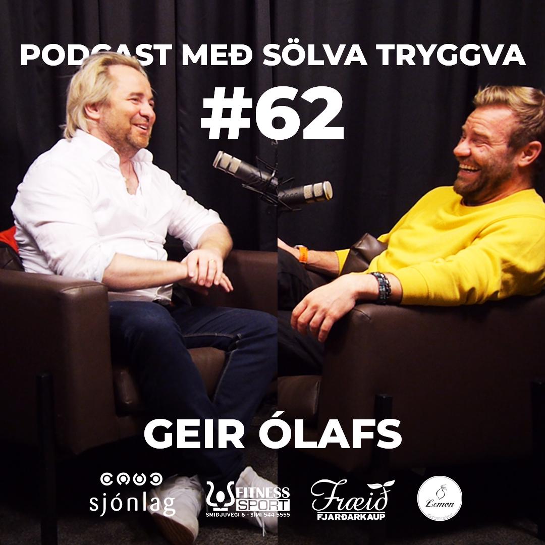 #62 Geir Ólafs með Sölva Tryggva