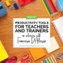 Artwork for Productivity Tools for Teachers and Trainers: An Interview with Francesco D'Alessio