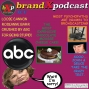 Artwork for Cheesecake and Psychopaths | Brand X Podcast 095