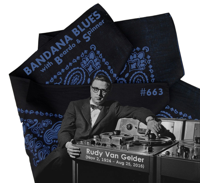 Bandana Blues#663 Bandana Blues #663 New Tunz & Instrumental Spinner