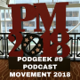 Artwork for #9 Podcast Movement 2018