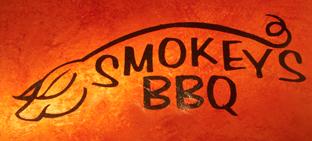 Smokey's BBQ logo
