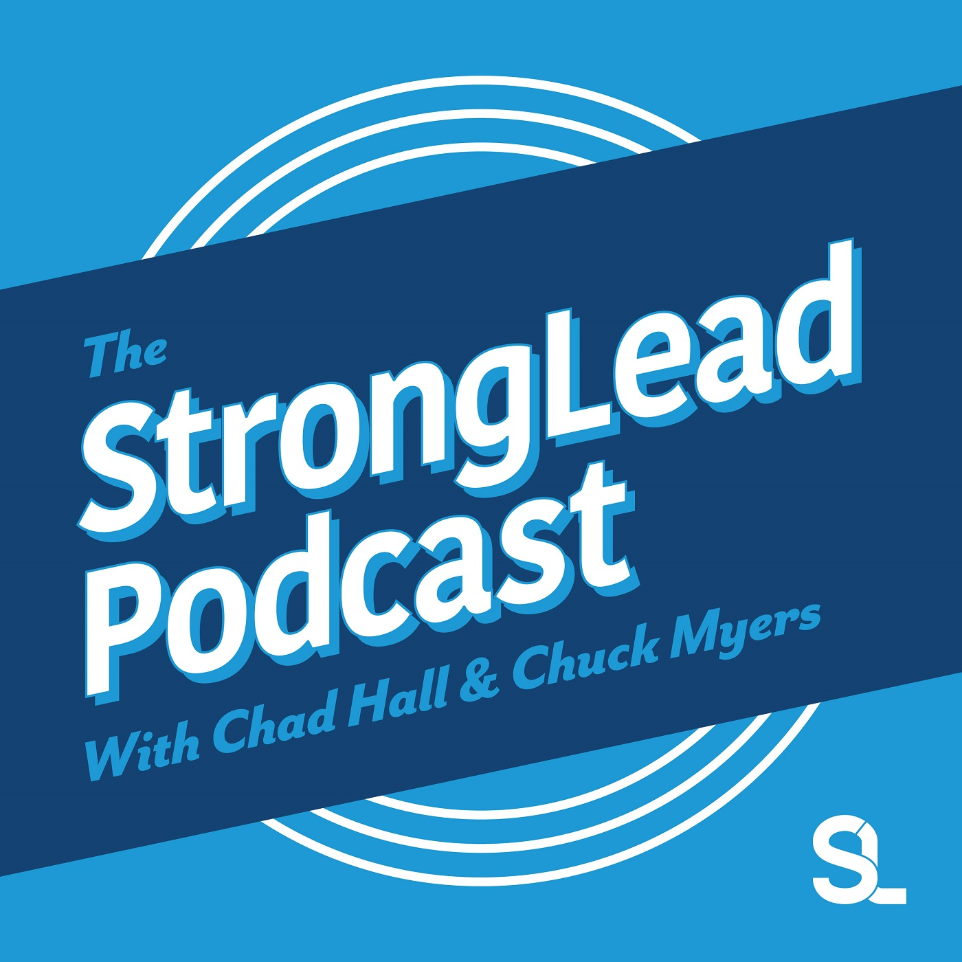 The StrongLead Podcast show art