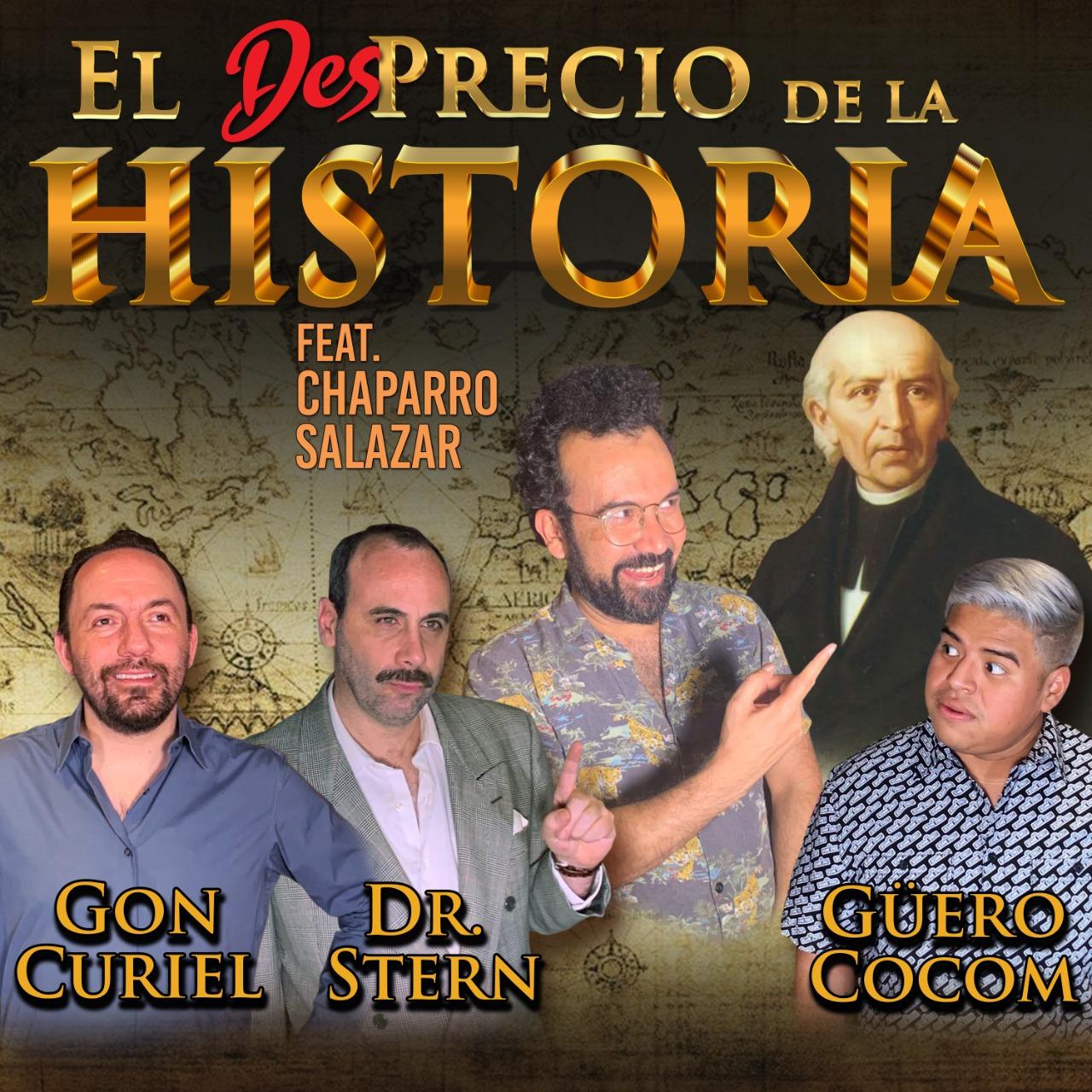 54 - Miguel Hidalgo no es como lo pintan ft. El Chaparro Salazar