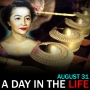 """Artwork for Birthday of Lucrcia Roces Kasilag: """"A Classical Day in the Life"""" for August 31, 2016"""